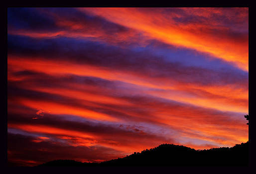 New Mexican Sunrise by Susanne Still