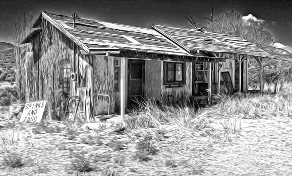 Gregory Dyer - New Mexico Haunted Shack