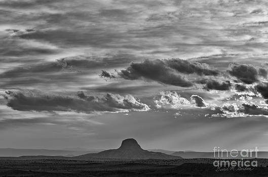 Dave Gordon - New Mexico Landscape