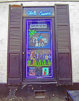 New Orleans Burlesque by Louis Maistros