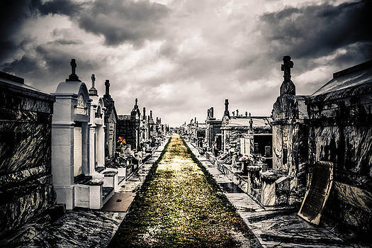 New Orleans Cemetery by Karsun Designs Photography