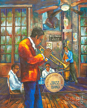 New Orleans Jazz by Dianne Parks