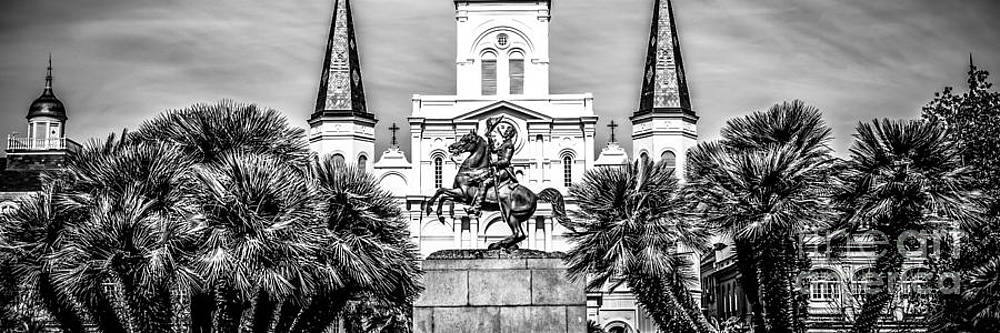 Paul Velgos - New Orleans St. Louis Cathedral Panorama Photo