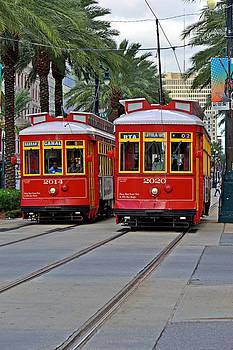 Christine Till - New Orleans Streetcars