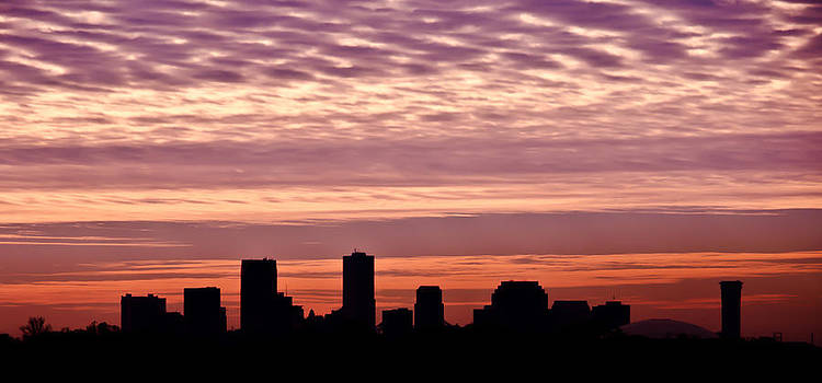 New Orleans Sunrise by Renee Barnes