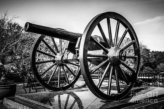 Paul Velgos - New Orleans Washington Artillery Park Cannon