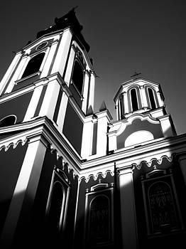 New Pravoslav Church by Jon Gray