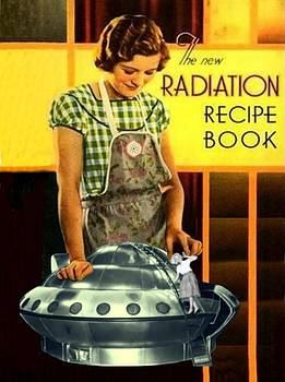 New Radiation Recipe Book by Alan McCormick