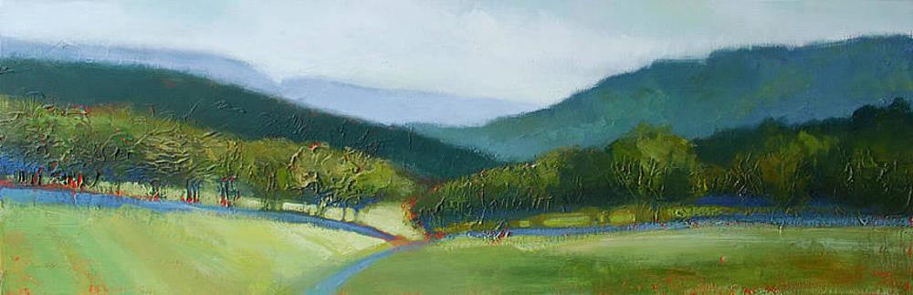 New River Valley by Farhan Abouassali