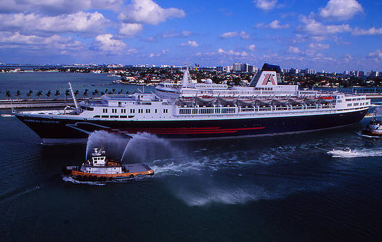 New Ship by Bob Whitt