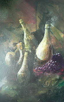 New Wine old bottles by Brent Vall Peterson
