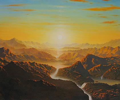 New World by Karma Moffett