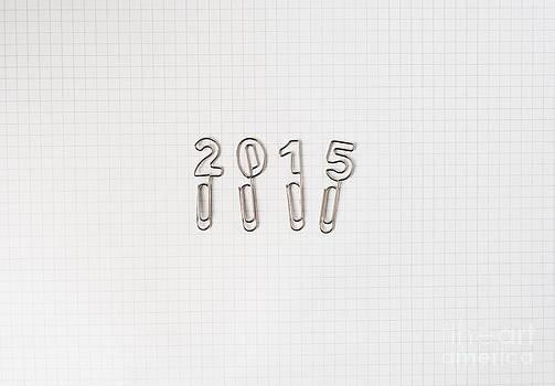 New Year Symbols  by Gillian Vann