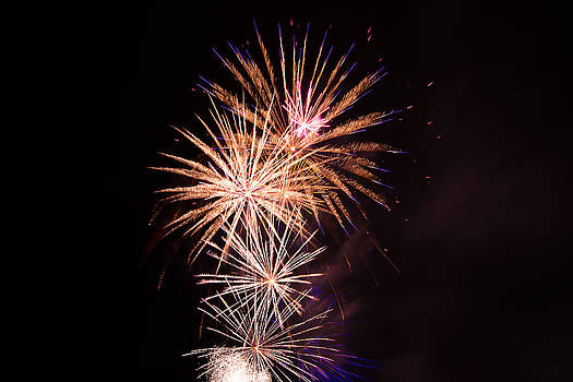 New Year's Fireworks by Emily Henriques