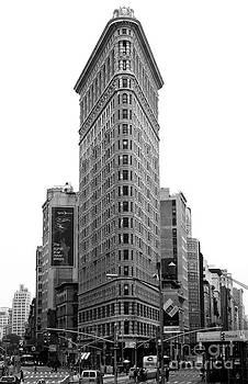 The Flatiron Building by David Gardener