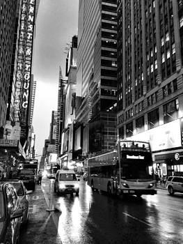 New York 2 by John Morris