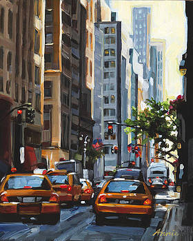 New York by Annie Salness