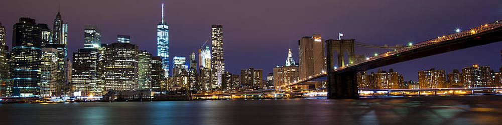 New York Beauty by Theodore Jones