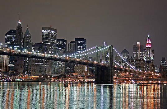 New York Brooklyn Bride by Lars Ruecker