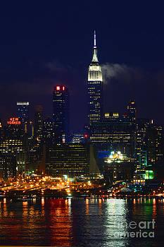 Regina Geoghan - New York by Night