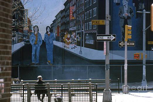 New York Chinatown by Erik Falkensteen