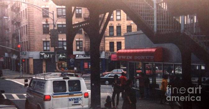 New York City 1997 by Anthony Morris