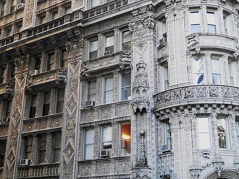 Leslie Cruz - New York City Building