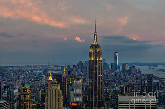 New York City by Cathy Alba
