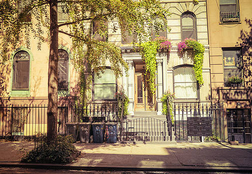 New York City - East Village - Early Autumn by Vivienne Gucwa