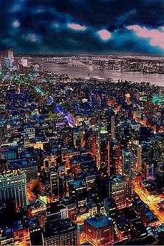 New York City by Joshua Rosen