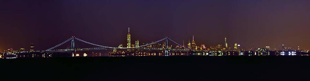 Raymond Salani III - New York City on New Year