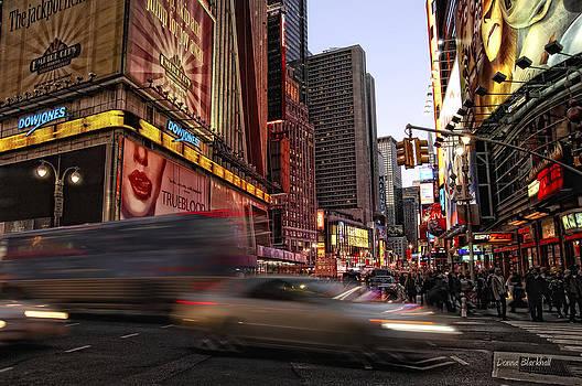 Donna Blackhall - New York City Rush
