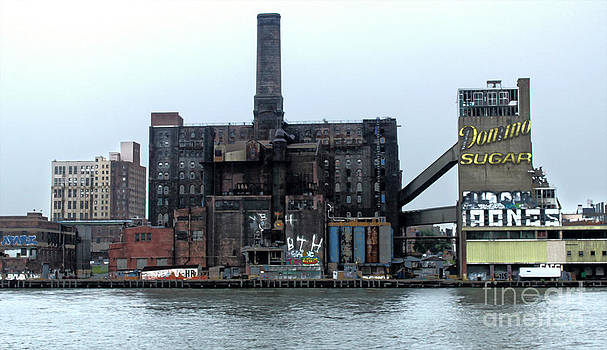 Gregory Dyer - New York Domino Sugar Factory