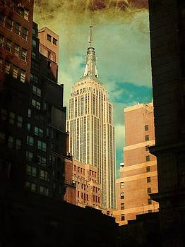 Richard Reeve - New York - Empire State Building