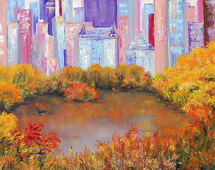 New York I Love You by Helen Kagan