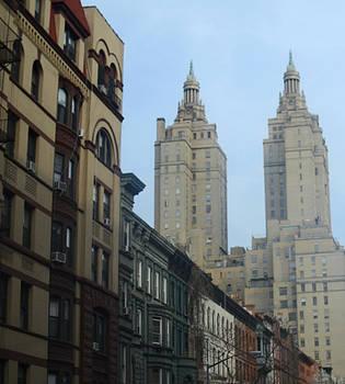New York by Melissa Schumacher