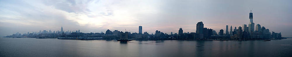 Ramunas Bruzas - New York Panorama