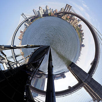 New York Planet by Andres Lafuente