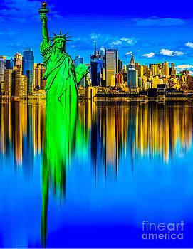 Algirdas Lukas - New York Reflections 03