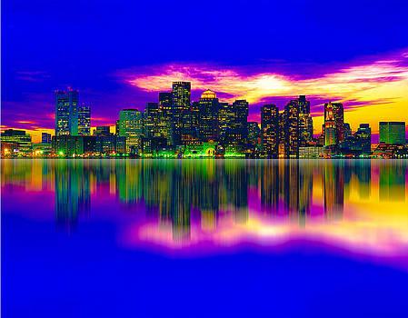 Algirdas Lukas - New York Reflections 07