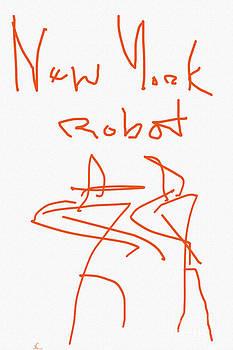 New York Robot by J Burns