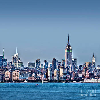Delphimages Photo Creations - New York skyline