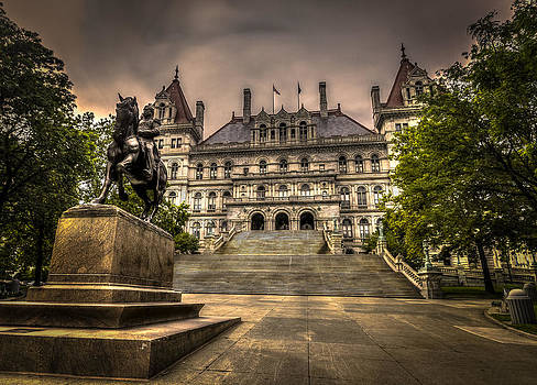 New York State Capitol by Jeremy Mancuso