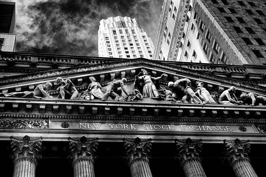 New York Stock Exchange by Jose Maciel