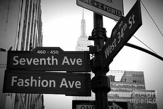 Street Signs by David Gardener