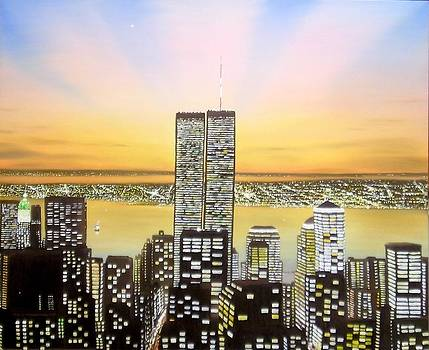 New York by Wagner Chaves