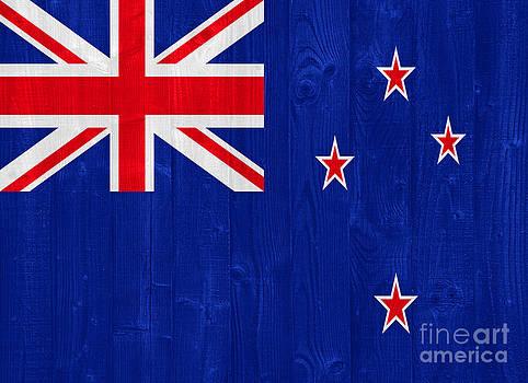 New Zealand flag by Luis Alvarenga