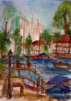 Newport Beach by Michelle Gonzalez