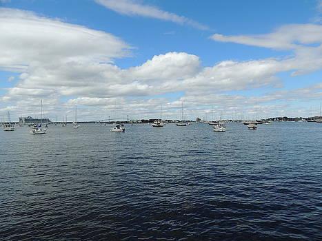 Newport Rhode Island by Anastasia Konn