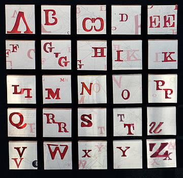 Newton's Alphabet by Mark Van Norman